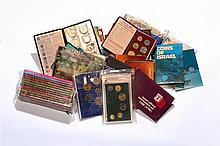 An Official Series of Coins - Israel 20th Century, An Enormous Collection
