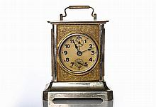 Carriage Clock [France?] End of the 19th Century