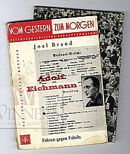 The Eichmann Trial. 1961-1975. [6]