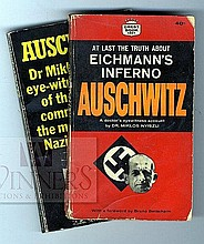 Holocaust. Collection of Books Testifying to the Horrors of the Holocaust. [15]