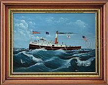 PORTRAIT OF THE TUG