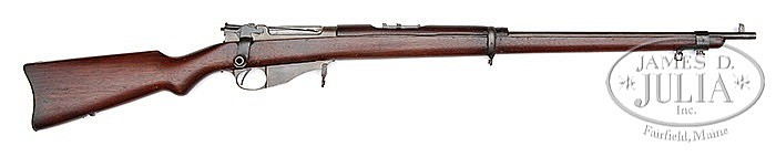 RARE WINCHESTER MODEL 1895 LEE NAVY STRAIGHT PULL RIFLE.