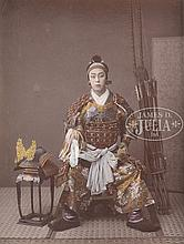 EXTRAORDINARY & MASSIVE LIFE LONG COLLECTION OF RARE ASIAN PHOTOGRAPHS AMASSED BY DR. HELGA WALL-APELT CONSISTING OF APPROXIMATELY 800 IMAGES, MOST FROM THE 19TH CENTURY.