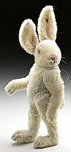 UNUSUAL FULLY JOINTED STEIFF RABBIT CIRCA 1920s.