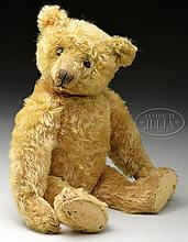 CIRCA 1906 STEIFF BEAR WITH BUTTON.