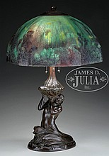 Important Lamp & Glass Auction