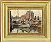 ALDRO THOMPSON HIBBARD (American, 1886-1972) MOTIF #1