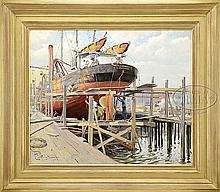ALFRED GUNNAR BJAREBY (American, 1899-1967)