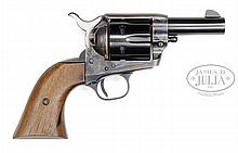 *BRACE OF COLT 3RD GENERATION SHERIFF'S MODEL SINGLE ACTION ARMY REVOLVERS.