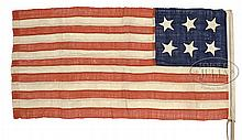 SIX STAR PARADE FLAG.
