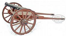 REVOLUTIONARY WAR ERA 4LB CANNON