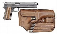 *EXTRAORDINARILY RARE 1ST CONTRACT FIRST PISTOL SHIPPED COLT MODEL 1900 U.S. ARMY SEMI-AUTOMATIC PISTOL GIVEN TO COL. JAMES BOYD BY GEN. LUCIUS CLAY IN EARLY 1945.
