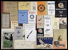 LOT OF SPORTING AND SHOOTING EPHEMERA.