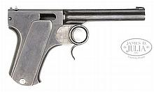 UNIQUE EXPERIMENTAL FRANCOTTE REPEATING PISTOL.