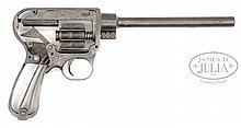 GABBETT-FAIRFAX M 1895 PATENT MODEL PISTOL.