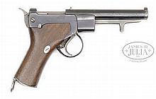 HISTORIC SALVATOR DORMUS M1896, AUSTRIAN MILTARY TEST PISTOL.