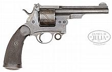 LARGE MAUSER ZIG-ZAG SINGLE ACTION REVOLVER.