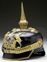 WURTTEMBERG GENERAL OFFICER'S HELMET.