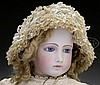 LOVELY LARGE JUMEAU FRENCH FASHION DOLL.