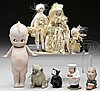 LOT OF SEVEN MISC. DOLLS AND FIGURES.