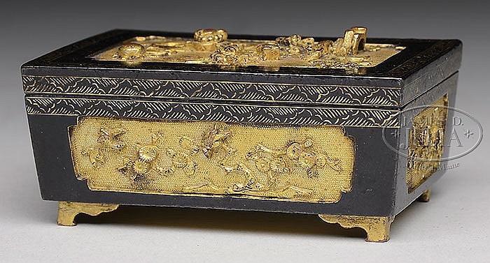 SHAKUDO BOX.