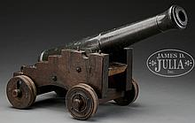 HISTORICAL FRENCH MODEL 1786 BRONZE ONE-POUNDER CANNON INSCRIBED
