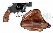 *LOT OF THREE MODERN AMERICAN HANDGUNS OWNED & CARRIED BY FBI SPECIAL AGENT GEORGE H. FRANKLIN.