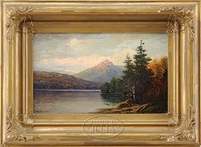 WILLIAM FREDERICK PASKELL (American, 1866-1951) MT. CHOCORUA.