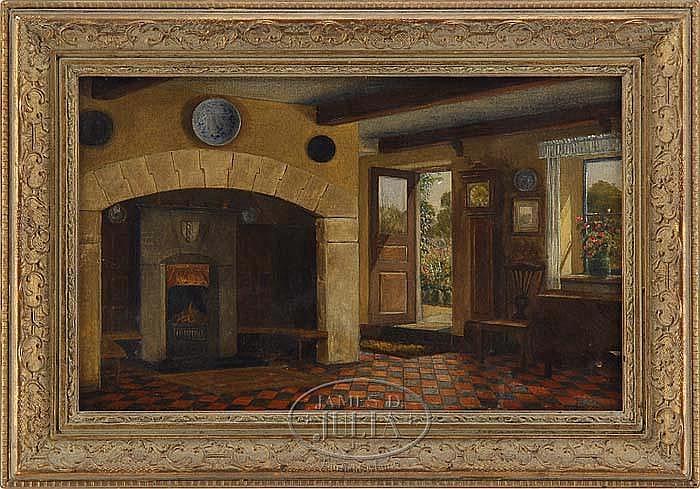 JULIAS AAGAARD (1847-1926)