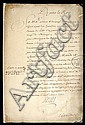 ONE PAGE DOCUMENT SIGNED BY LOUIS XIV KING OF FRANCE