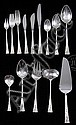 79 PIECE STERLING FLATWARE SET BY REED & BARTON IN THE
