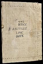 INTERESTING JOURNAL LOGBOOK OF THE BRIGG NAUTILUS.