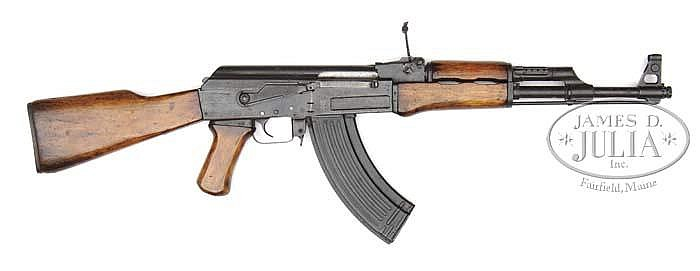 **NORTH KOREAN AK-47 (C &R; ).