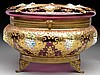 LARGE MOSER DECORATED DRESSER BOX.