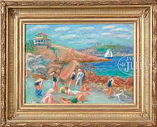 3-Day Summer Fine Art, Asian & Antiques Auction-Day 1