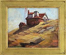 THEODORE TIHANSKY (American, 20th century)
