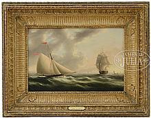 JAMES EDWARD BUTTERSWORTH (American, 1817-1894)
