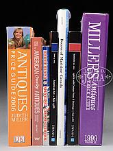 LARGE LOT OF AUCTION CATALOGS & REFERENCE BOOKS.