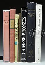 LOT OF REFERENCE BOOKS RELATED TO ASIAN ART.