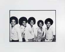JACKSON FIVE PORTRAIT PHOTOGRAPH