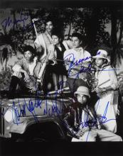 THE JACKSONS SIGNED PHOTOGRAPH