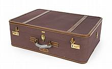 GRETA GARBO MONOGRAMMED T. ANTHONY SUITCASE