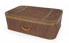 GRETA GARBO MONOGRAMMED LUGGAGE