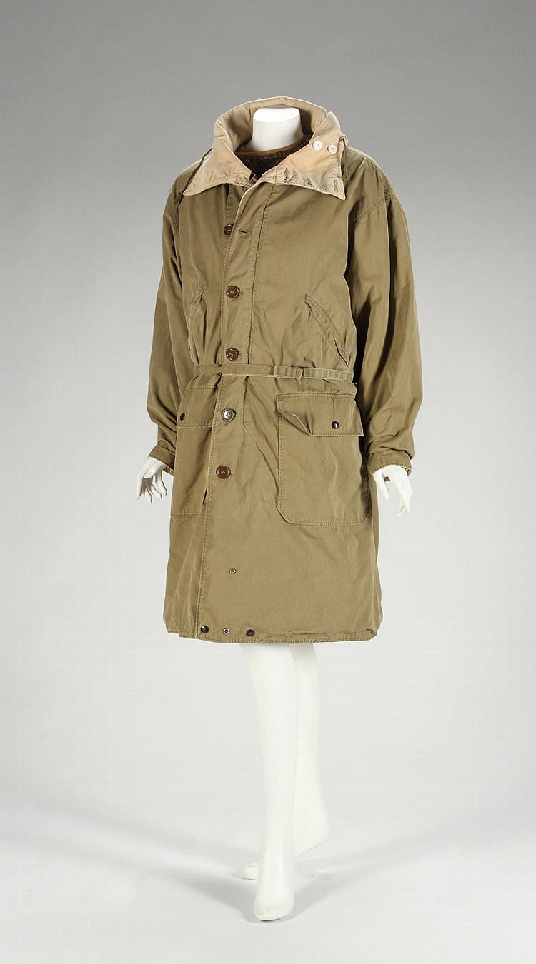 GRETA GARBO MILITARY JACKET
