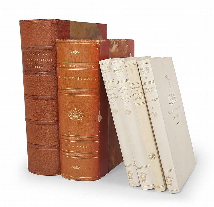 GRETA GARBO GROUP OF SWEDISH BOOKS