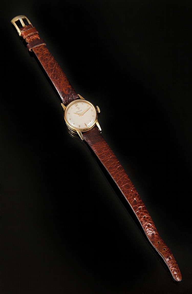 GRETA GARBO WRIST WATCH