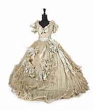 MARY PICKFORD SECRETS BALL GOWN