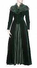 MARIA OUSPENSKAYA CONQUEST ADRIAN GOWN