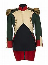 CHARLES BOYER CONQUEST UNIFORM JACKET