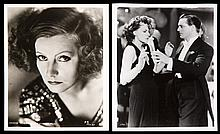 GRETA GARBO VINTAGE FILM STILLS